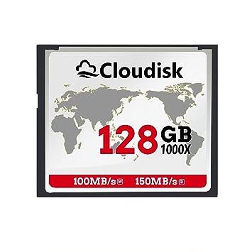 Cloudisk Tarjeta de Memoria CF Compact Flash Memory ...