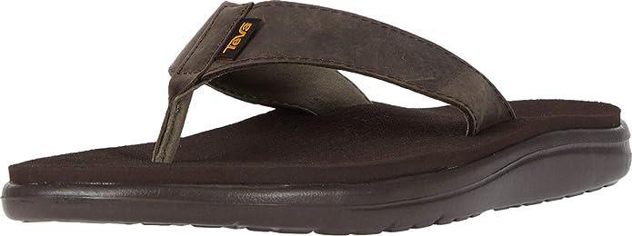 Teva Men's M Voya Flip Leather Flop
