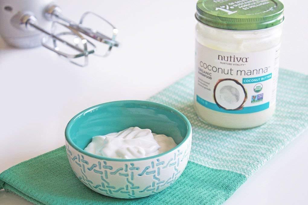 Nutiva Organic Coconut Manna (Butter) Image