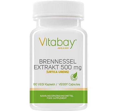 Ortiga Organica - 200 tabletas 400 mg: Amazon.es: Salud y ...