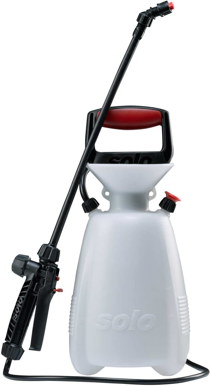 Solo 405US 1-Gallon HandheldSprayer, with Shut-off Valve and Durable Wand