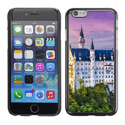 """Hülle Case Schutzhülle Cover Premium Case // V00002612 Neuschwanstein // Apple iPhone 6 6S 6G 4.7"""""""