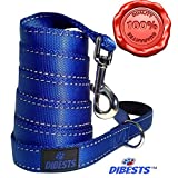 Extra Heavy Dog Leash Durable and Premium Quality,Reflective,Padded Handle - 6 ft Long Perfect for Everyday Training Walking Running Best For XL/ Large/Medium/Small Pet