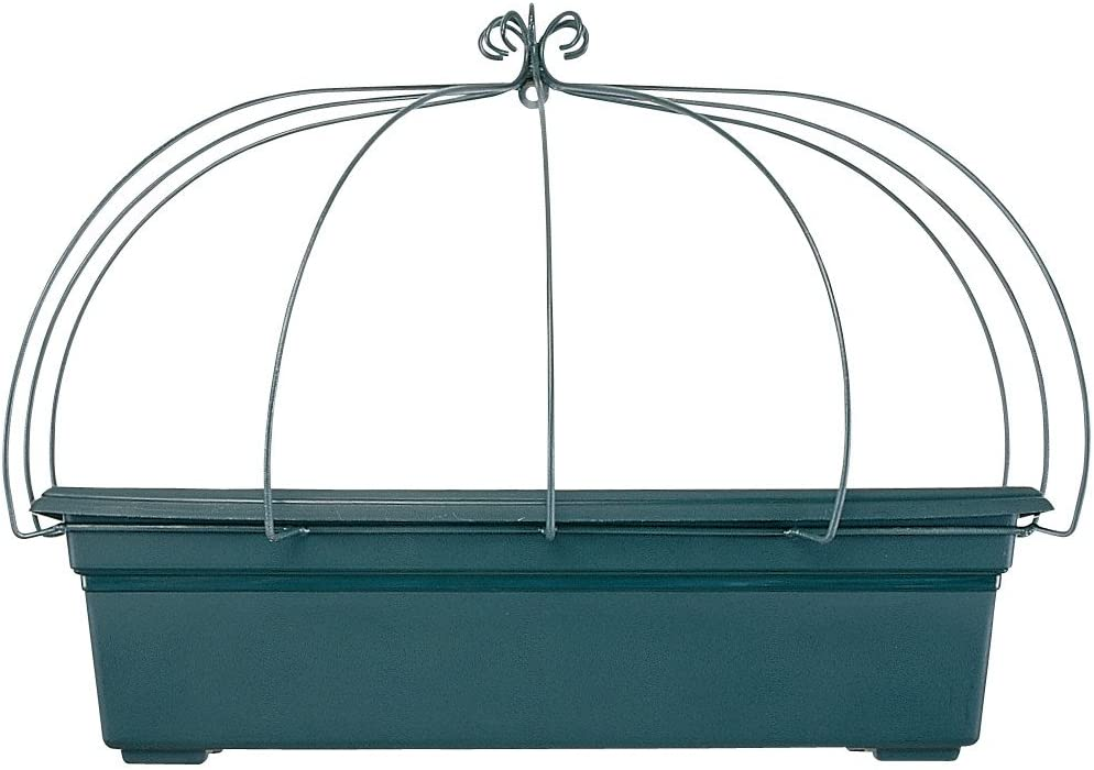 Novelty Flower Box Cage and Planter