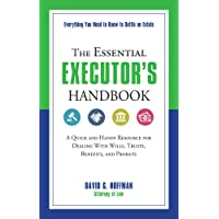 Image for The Essential Executor's Handbook: A Quick and Handy Resource for Dealing With Wills, Trusts, Benefits, and Probate (The Essential Handbook)