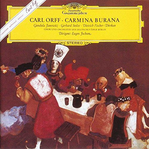 CD : Gundula Janowitz - Carmina Burana