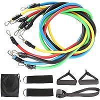 Tubing Kit 11 peças Elásticos para Exercício Extensor Funcional