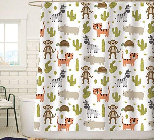Sunlit Zigzag Modern Color Block Pink and Grey White Chevron Shower Curtain, Geometric Pattern Lines and Contemporary Stripes Futuristic Print Nordic Design Fabric Bathroom Decor. - Contemporary Modern Geometric Blocks