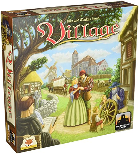 Stronghold Games 8019 SG Village Board product image