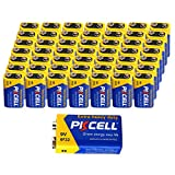 6f22 9v battery for radios count :Pcs (50Pcs (bulk))