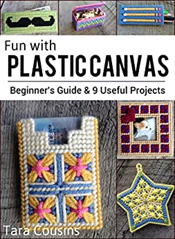 Fun Plastic Canvas Beginners Projects ebook product image