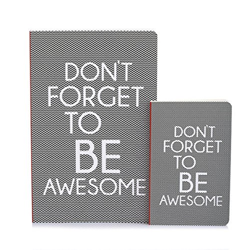 Doodle The Joy Of Writing Be awesome Paper Set Diary