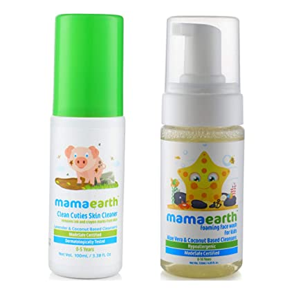 Mamaearth Baby Skin Cleanser 100 Ml (for Cleaning Pen