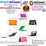 "mCover Hard Shell Case Only for 15.6"" HP Pavilion"