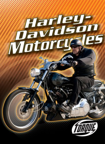 Harley-Davidson Motorcycles (Torque Books: Motorcycles)