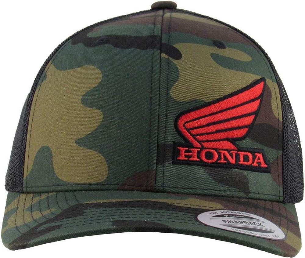 Mayhem Industries Honda Camo Mesh Trucker Hat