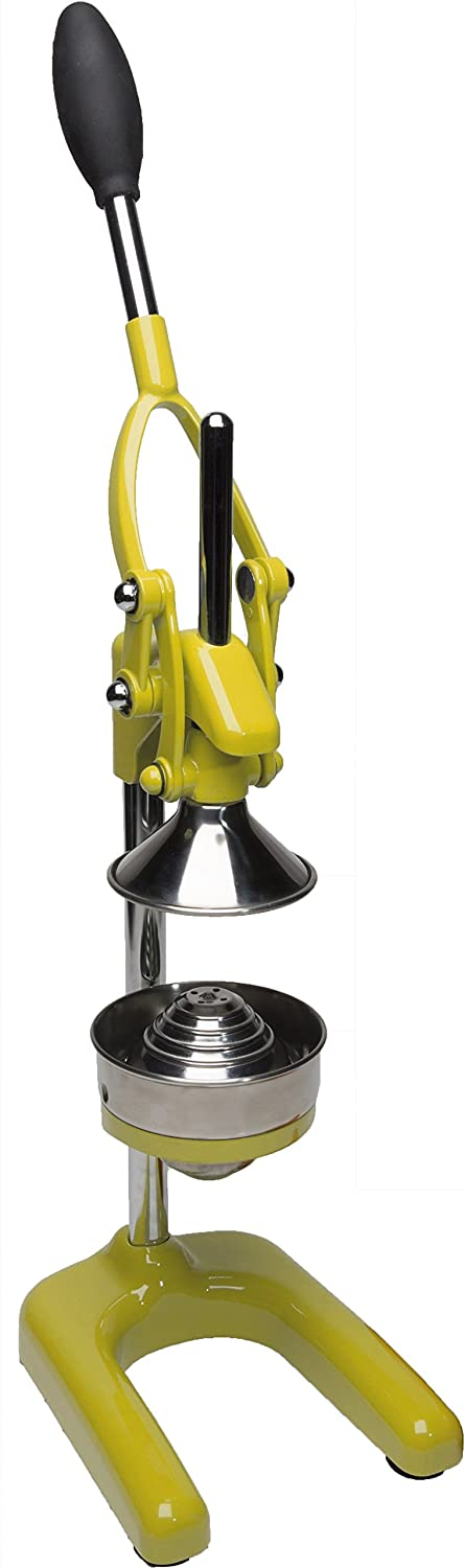 Cilio 309386 Professional Juice Press - Shiny Yellow C309386