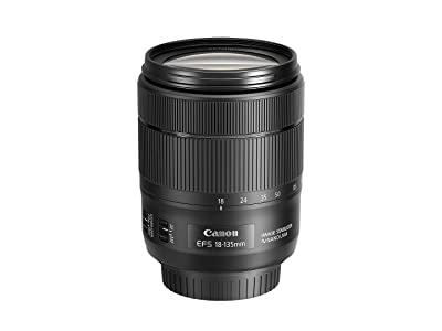 Canon EF-S 18-135mm f/3.5-5.6 Image Stabilization USM Lens