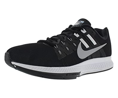 online store 84344 3a3dd Nike Women s WMNS Air Zoom Structure 19 Flash, Black Reflective Silver-Cool  Grey-Pure Platinum, 11 M US  Amazon.in  Shoes   Handbags