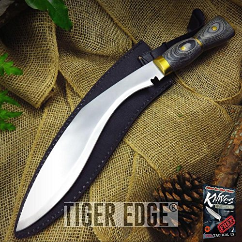 Blade Kukri Fixed Machete (FIXED-BLADE Elite Knife 17