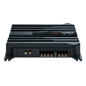 Amplificador de potencia de 1/2 canales Sony XM-N502: Amazon.es: Electrónica