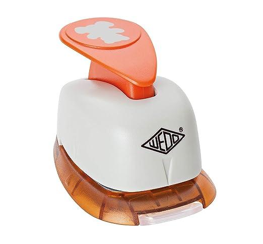 208 opinioni per Wedo 168101perforatore (con pratico contenitore, ausstanzung) Grigio/Arancione