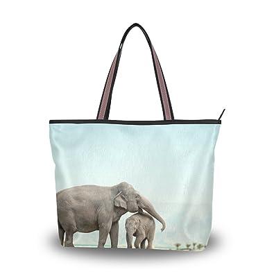 Amazon.com: Cooper niña (), diseño de familia de elefantes ...