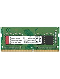 Kingston Technology ValueRAM 8GB 2400Mhz DDR4 Non-ECC CL17 SODIMM 1Rx8 (KVR24S17S8/8)