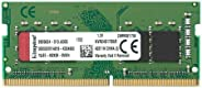 Memória Notebook DDR4 - 8GB / 2.400MHz - Kingston ValueRAM - KVR24S17S8/8