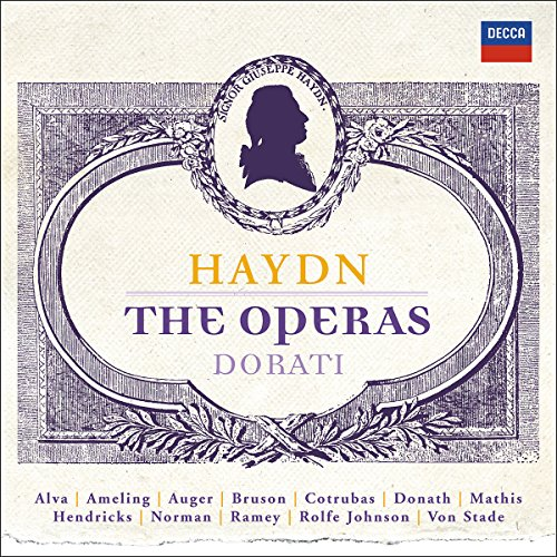 Haydn: The Operas by CD