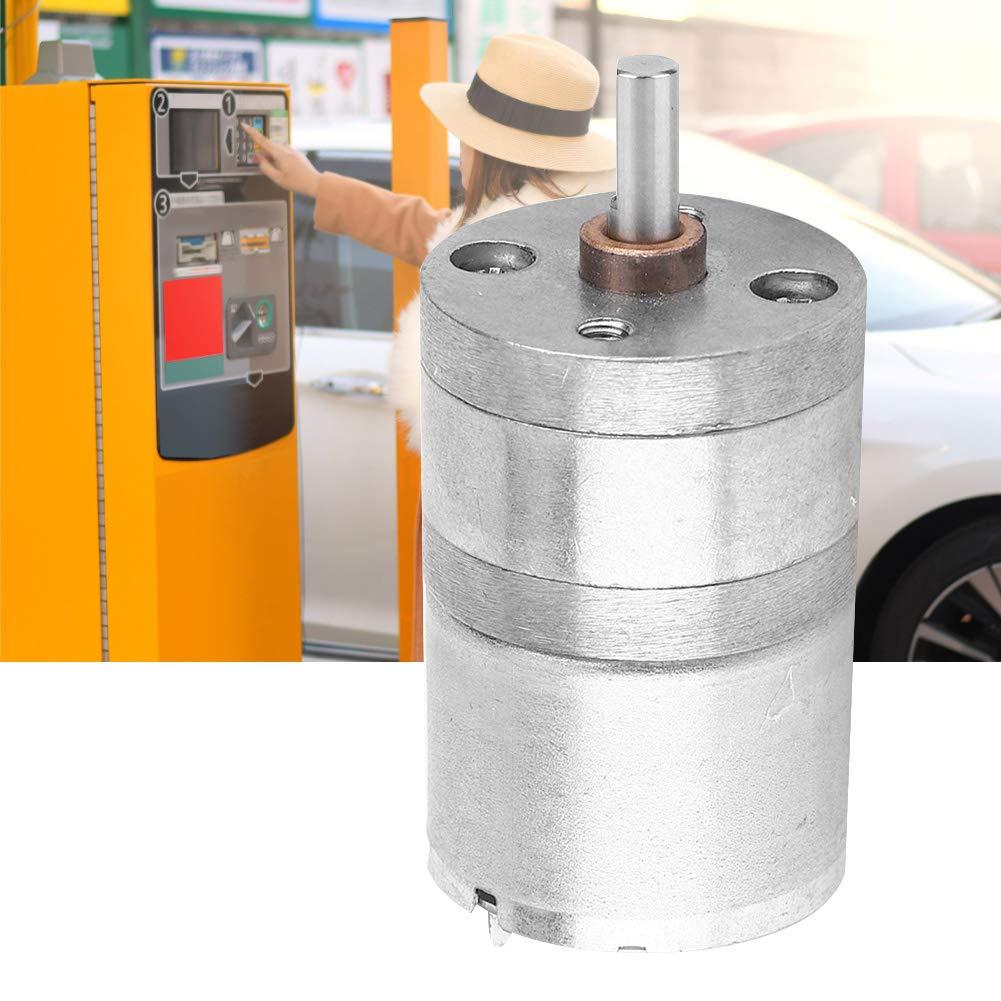 mini motore di ricambio del riduttore del metallo di CC di grande torsione per lelettrodomestico astuto 12V Motoriduttore del metallo di CC 30RPM