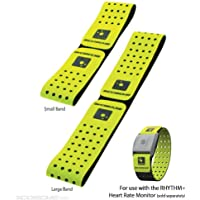 Scosche Rhythm+ Optical Heart Rate Monitor Armband Replacement Strap Green