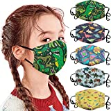 Children Cotton Face Macks Washable Reusable with