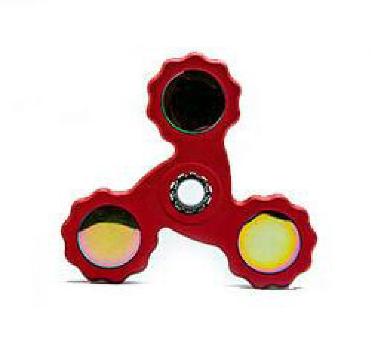 YIHANG @ Fidget Spinner Dreieck Fingerspitzen Gyroskop Finger Spirale High Speed ​​Focus Super Durable Dekompression Spielzeug