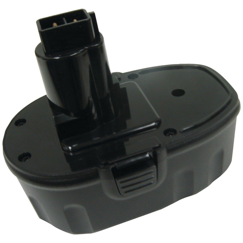 Replacement Battery for Black & Decker, DeWalt works with DeWalt DW/DC/DE9096, DW/DE9098, DW/DE9095, DC212, DC925, DW988