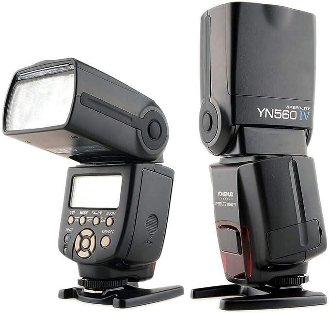 Yongnuo Yn560 Iv Rf 602 603 Speedlite Blitzgerät Kamera