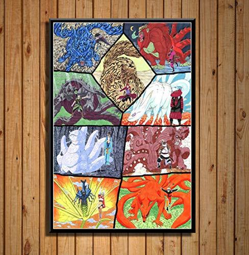 PWERWOTAM Pintura Decorativa Ninja Blast Classic Classic ...