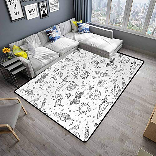 Boys,Anti-Slip Coffee Table Floor Mats 48