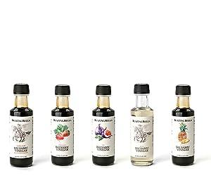 Blazing Bella Balsamic Vinegar (Sampler Set, 100 ML)