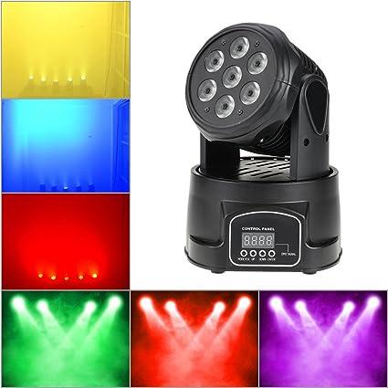 Lixada 4//6 PCS Mince Forme RGB LED sous Le Cabinet Lumi/ère Kit SMD5050 Puck Lampe Couleur Variable Dimmable Luminosit/é R/églable avec T/él/écommande pour Cuisine Salon Biblioth/èque Placard 4Pcs