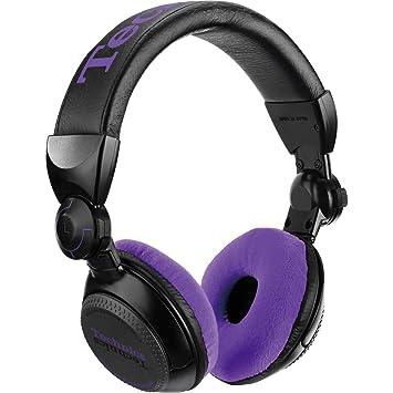 Zomo - Almohadillas para auriculares Technics RP-DJ1200 y RP-DJ1210 ...
