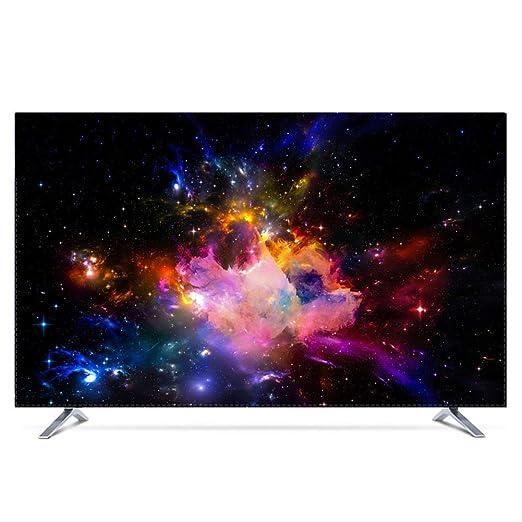YXZN Cubiertas para TV Pantalla LCD de Moda Cubierta para Colgar ...