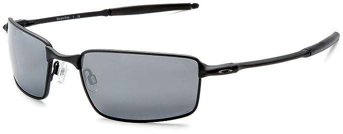 Oakley Square Wire Matt Negro/Negro iridio - Gafas de sol ...