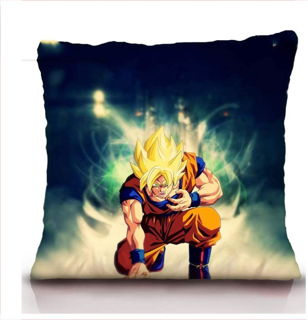 Amazon.com: ZDNALS Double-Sided Printed Pillow Cartoon Anime ...