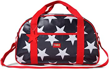 d844c48c4d Penny Scallan Design Overnight Sleep Over Tote Bag Navy Star Youth Kid