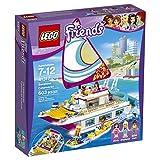LEGO Friends Sunshine Catamaran 41317 Building Kit (603 Piece)