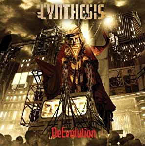 DeEvolution by Cynthesis (2011) Audio CD