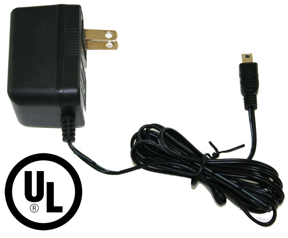 Ambient Weather WR-AC1 Mini-USB to AC Adaptor for Small Electronic Devices