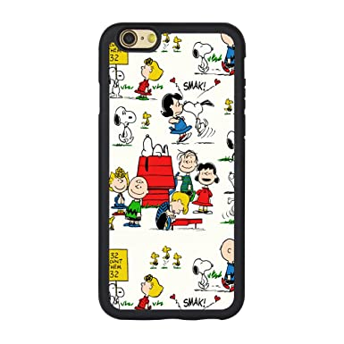 official photos 24b84 6e71c Peanuts Snoopy Iphone 6s Case,Snoopy Phone Case Iphone 6 6s TPU Case ...