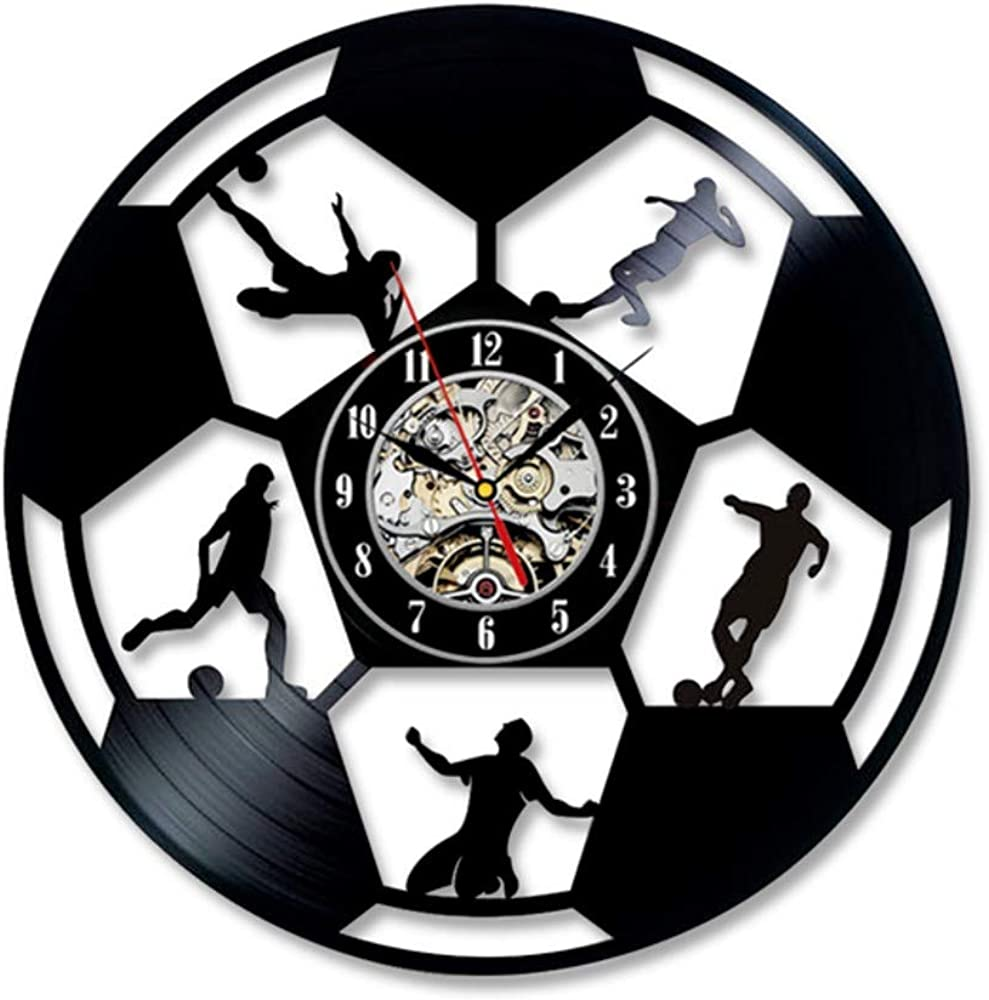 Yddlie Disco De Vinilo CD Record Reloj De Pared De Diseño Moderno ...